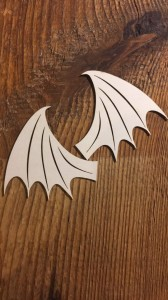 Tekturka Dragon's wings