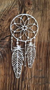 Tekturka Bead dreamcatcher