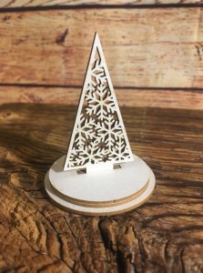 Snowflake Tree Pop