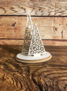 Snowflake Duo Tree Pop